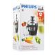 Соковыжималка PHILIPS HR1832/02, 500 Вт, 1,5 л, емкость для жмыха 1 л, пластик, черная