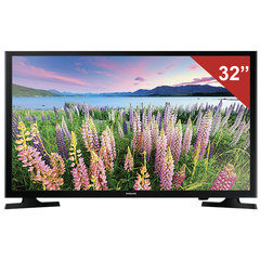 "Телевизор LED 32"" (81,28 см), SAMSUNG UE32J5005,1920x1080 Full HD, 16:9, 100 Гц, 2 HDMI, USB, черный, 5,6 кг"