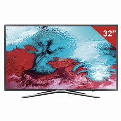 """Телевизор LED 32"""" (81,2 см) SAMSUNG UE32К5500BU/AU, 1920x1080, Smart TV, Wi-Fi, 100 Гц, HDMI, USB, черный, 5,5 кг"""