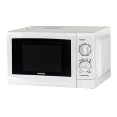 Микроволновая печь ORION MWO-S1802MW, обьем 18 л, мощность 700 Вт, таймер, механическое управление, белая