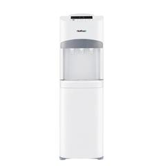 Кулер для воды HOT FROST V127В, напольный, нагрев/охлаждение, 3 крана, белый