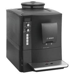 Кофемашина BOSCH TES51523RW, 1600 Вт, объем 1,7 л, емкость для зерен 300 г, автокапучинатор, серый