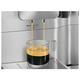 Кофемашина BOSCH TES80329RW, 1700 Вт, объем 2,4 л, емкость для зерен 300 г, автокапучинатор, серый