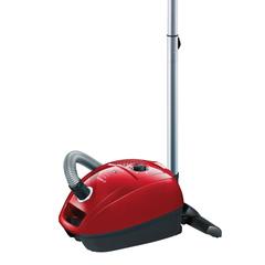 Пылесос BOSCH BGL32000, с пылесборником, 2200 Вт, мощность всасывания 300 Вт, красный