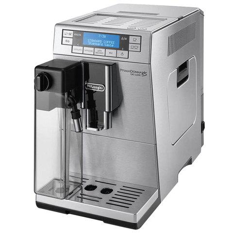 Кофемашина DELONGHI ETAM 36.364.M, 1450 Вт, объем 1,4 л, емкость для зерен 150 г, автоматический капучинатор, серебристая