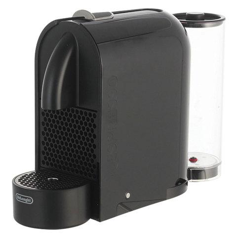 Кофемашина капсульная DELONGHI Nespresso EN 110.B, 1260 Вт, объем 0,7 л, черный+капсулы на 16 чашек