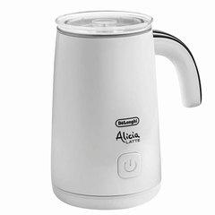 Вспениватель молока DELONGHI EMF2.W, 500 Вт, объем 0,25 л, автоотключение, подсветка кнопок, белый