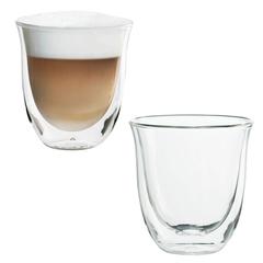Набор кофейный DELONGHI для эспрессо на 6 персон, стекло, 60 мл, прозрачный