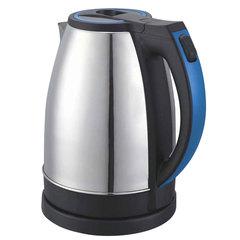Чайник SUPRA KES-2231, 2,2 л, 2200 Вт, закрытый нагревательный элемент, сталь