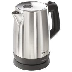 Чайник SONNEN KT-1785, 1,7 л, 2200 Вт, закрытый нагревательный элемент, нержавеющая сталь