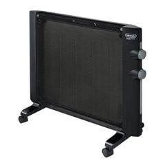 Обогреватель микатермический DELONGHI HMP1500, 1500 Вт, 2 режима, напольная/настенная установка, черный