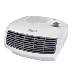 Тепловентилятор DELONGHI HTF3020, 2200 Вт, 2 режима работы, белый