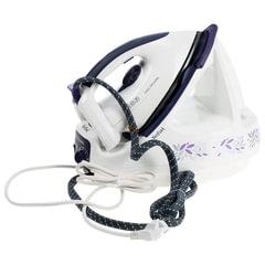 Парогенератор TEFAL GV5246, 2135 Вт, 4,5 Бар, пар 90 г/мин., паровой удар 90 г/мин., 1 л, белый/фиолетовый