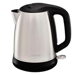 Чайник TEFAL KI270D30, 1,7 л, 2400 Вт, закрытый нагревательный элемент, нержавеющая сталь, серебристый