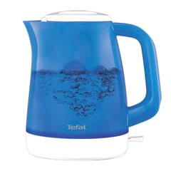 Чайник TEFAL KO151430, 1,5 л, 2400 Вт, закрытый нагревательный элемент, пластик, синий