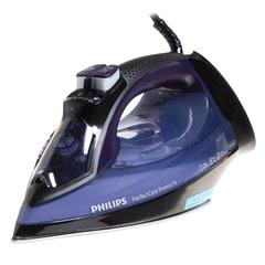 Утюг PHILIPS GC3925/30, 2500 Вт, антипригарное покрытие, самоочистка, автоотключение, синий/черный