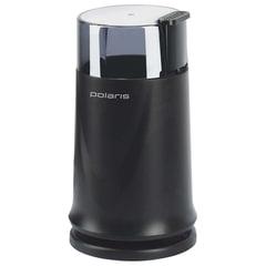 Кофемолка POLARIS PCG 1317, 170 Вт, объем 70 г, пластик, черный