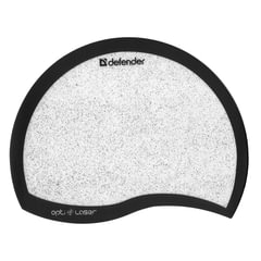 Коврик для мыши DEFENDER Ergo, эргономичный, 215х165х1,2 мм, черный