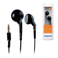 Наушники PHILIPS SHE2550/10, проводные, 1 м, стерео, вкладыши