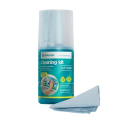 Чистящий набор DEFENDER CLN30598, спрей 200 мл + салфетка из микрофибры