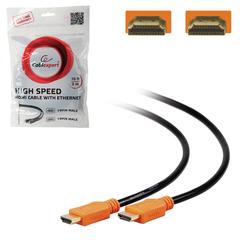 Кабель HDMI, 3 м, GEMBIRD, M-M, экранированный, для передачи цифрового аудио-видео, CC-HDMI4L-10