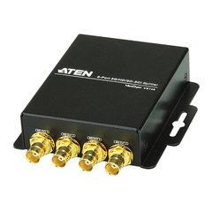 Разветвитель SDI ATEN, 6-портовый, для передачи цифрового аудио/видео, каскадируемый