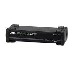 Разветвитель DVI ATEN, 4-портовый, для передачи цифрового аудио/видео, до 2560x1600 пикселей