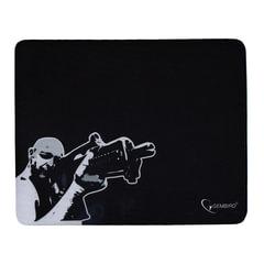 "Коврик для мыши GEMBIRD MP-GAME12 ""Снайпер"", ткань+резина, 250x200x3 мм, черный"