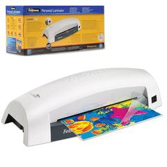 Ламинатор FELLOWES LUNAR, формат A4, толщина пленки (1 сторона) 75-80 мкм, скорость - 30 см/минуту