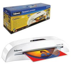 Ламинатор FELLOWES COSMIC 2, формат A4, толщина пленки (1 сторона) 75-100 мкм, скорость - 30 см/минуту