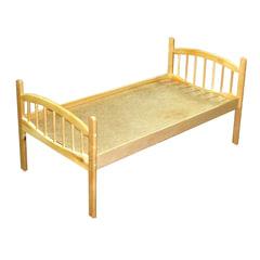"""Кровать детская """"Ангелина"""", 1400х600х600 мм, фанера/дерево, настил ДВП"""