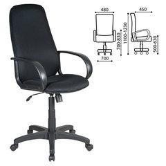 Кресло офисное CH-808AXSN, черное
