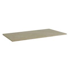 Столешница к столу для столовых 1200х800 мм, Corund 1003, ОСОБО ПРОЧНЫЙ ПЛАСТИК, мрамор валенсия