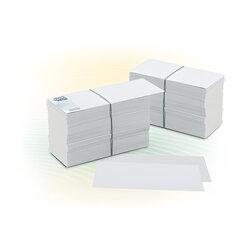 Накладки для упаковки корешков банкнот, комплект 2000 шт., большие, без номинала