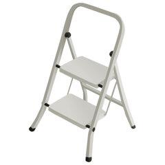 """Лестница-стремянка """"КЛАСС"""", 46 см, 2 ступени, стальная, вес 3,5 кг"""