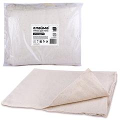 Тряпки для мытья пола ЛАЙМА стандарт, комплект 20 шт., 100х80 см, 100% хлопок, 210 г/м2