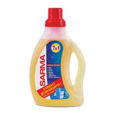 """Средство для мытья пола 750 мл, SARMA (Сарма) """"Лимон"""", антибактериальное, концентрат"""