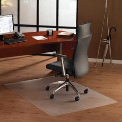 Коврик защитный для твердых напольных покрытий, сверхпрочный, FLOORTEX, прямоугольный, 120х150 см, толщина 1,9 мм