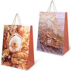 """Пакет подарочный ламинированный, 40х55х24 см, """"Бизнес"""""""