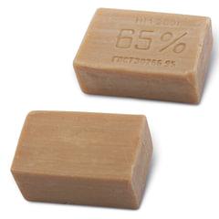 Мыло хозяйственное 65%, 200 г, ЭФКО, без упаковки