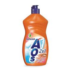 """Средство для мытья посуды AOS, 500 мл, """"Бальзам"""" (Нэфис Косметикс)"""