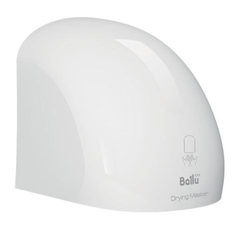 Сушилка для рук BALLU BAHD-2000 DM, 2000 Вт, скорость потока 15 м/с, пластик, белая