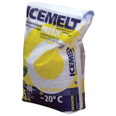 """Реагент антигололедный 25 кг, ICEMELT Mix (""""Айсмелт Микс""""), до -20С, мешок"""