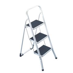 Лестница-стремянка ARNO, 69 см, 3 прорезиненные ступени 20х30 см, стальная, нагрузка до 150 кг