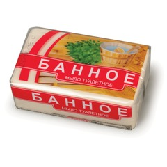 """Мыло туалетное """"Банное"""", 200 г (Нэфис Косметикс)"""