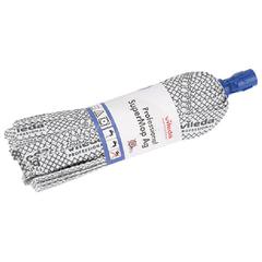 """Насадка МОП VILEDA """"Антибак"""" ленточная, антибактериальная, нетканый материал, 10х33 см (черенок 602129)"""