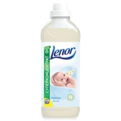 """Кондиционер-ополаскиватель для белья 1 л, LENOR (Ленор) """"Детский"""", концентрат"""