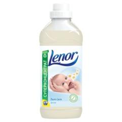 """Кондиционер-ополаскиватель для белья 2 л, LENOR (Ленор) """"Детский"""", концентрат"""