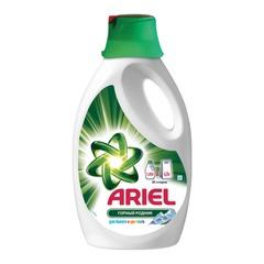 """Стиральный порошок жидкий, автомат, 1,95 л, ARIEL (Ариэль) """"Горный Родник"""", гель, концентрат"""