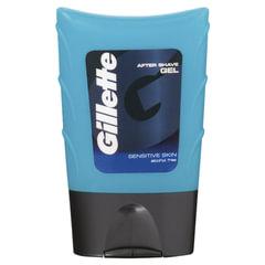 """Гель после бритья 75 мл, GILLETTE (Жиллет) """"Для чувствительной кожи"""", для мужчин"""